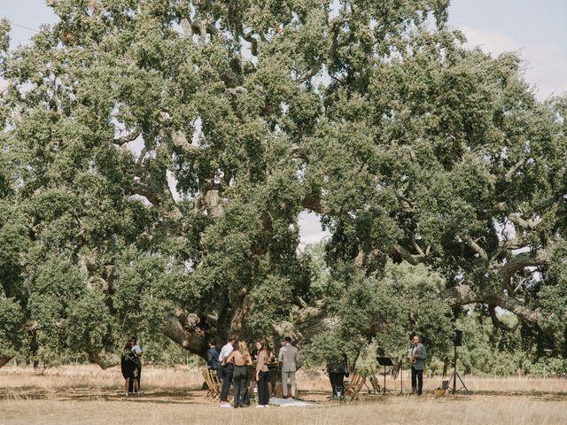 O casamento de Inês e Tiago em Abela, Santiago do Cacém 10
