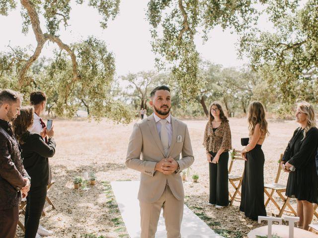 O casamento de Inês e Tiago em Abela, Santiago do Cacém 13