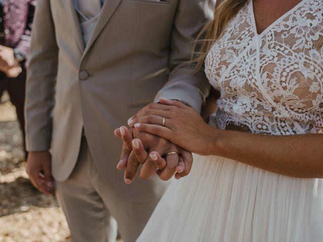 O casamento de Inês e Tiago em Abela, Santiago do Cacém 17