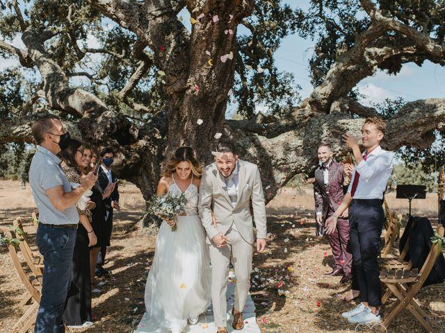 O casamento de Inês e Tiago em Abela, Santiago do Cacém 18