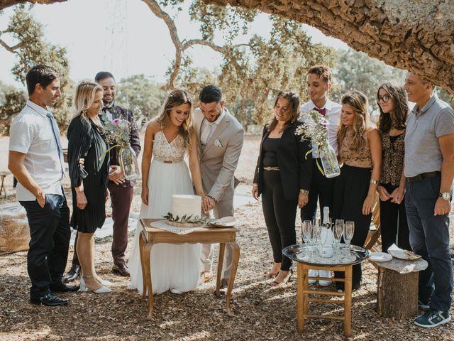 O casamento de Inês e Tiago em Abela, Santiago do Cacém 19