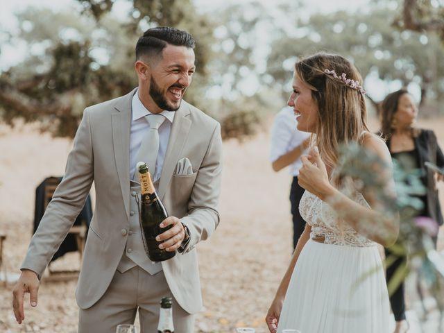 O casamento de Inês e Tiago em Abela, Santiago do Cacém 20