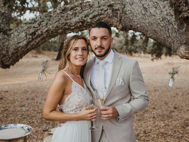 O casamento de Inês e Tiago em Abela, Santiago do Cacém 21