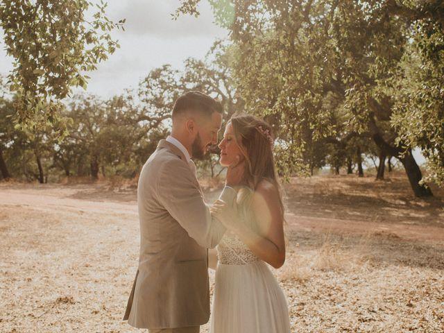 O casamento de Inês e Tiago em Abela, Santiago do Cacém 22