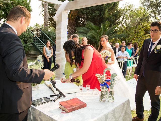 O casamento de Ricardo e Sara em Aveiras de Baixo, Azambuja 20