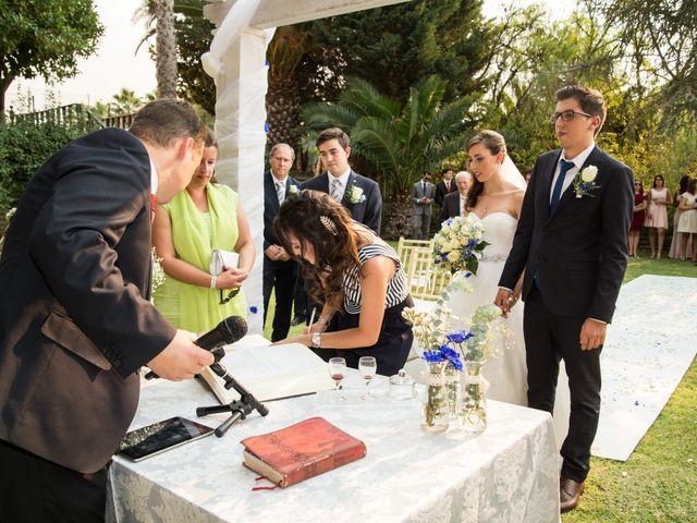 O casamento de Ricardo e Sara em Aveiras de Baixo, Azambuja 24