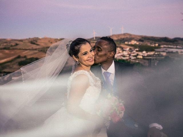 O casamento de Bárbara e Hamilton