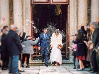 O casamento de Francisco  e Maria João