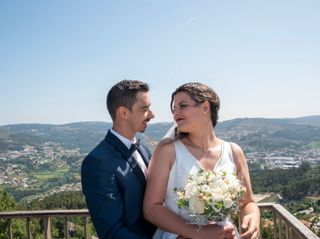 O casamento de Filipa e Rui