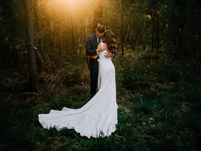 O casamento de Katja e Christopher
