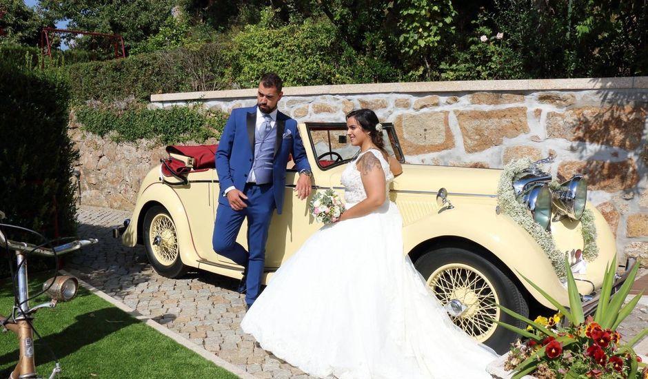 O casamento de Raúl  e Cláudia  em Baião (Santa Leocádia), Baião