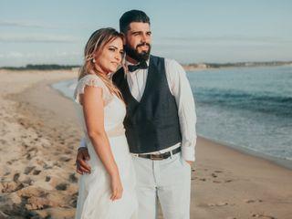 O casamento de Teresa e Steven