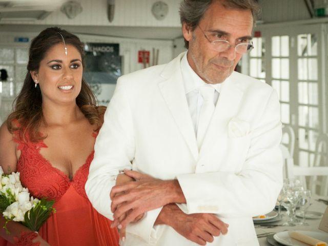 O casamento de Nelson e Inês em Costa de Caparica, Almada 31