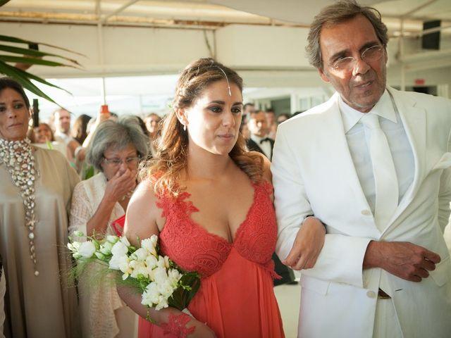 O casamento de Nelson e Inês em Costa de Caparica, Almada 34