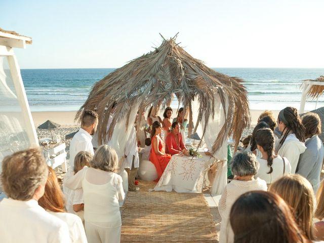O casamento de Nelson e Inês em Costa de Caparica, Almada 38