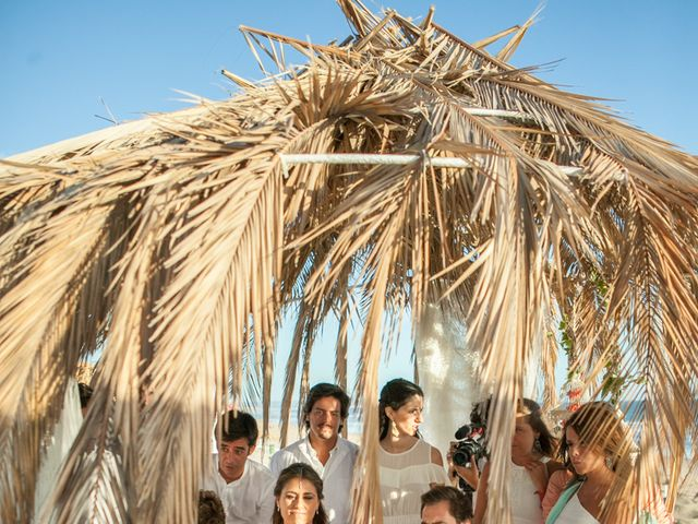 O casamento de Nelson e Inês em Costa de Caparica, Almada 41