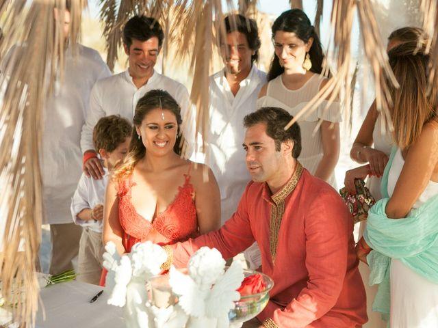 O casamento de Nelson e Inês em Costa de Caparica, Almada 1