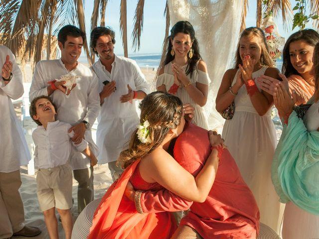 O casamento de Nelson e Inês em Costa de Caparica, Almada 42