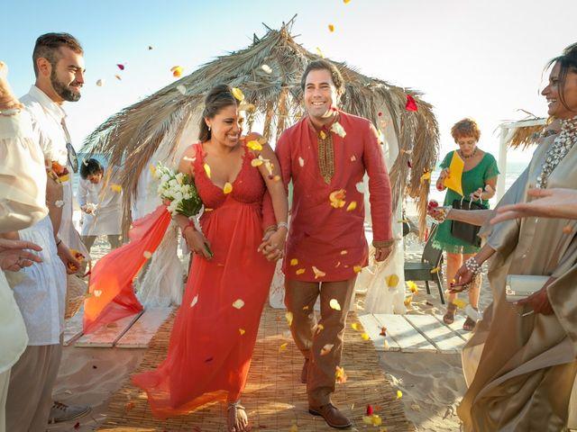 O casamento de Inês e Nelson