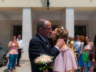O casamento de Sandra e Lima