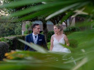 O casamento de Célia e Nelson