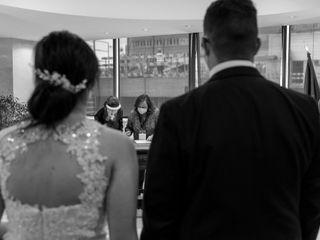 O casamento de Patrícia e Pedro 1