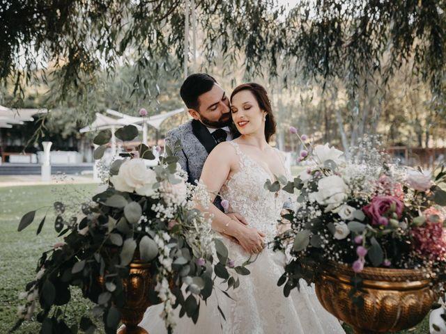 O casamento de Luísa e Paulo