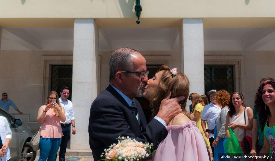 O casamento de Lima e Sandra em Montijo, Montijo