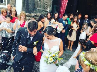 O casamento de Tatiana e Zeca