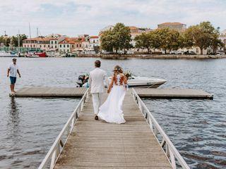 O casamento de Catarina e David 2
