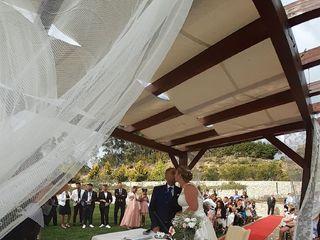O casamento de Marco e Raquel 2