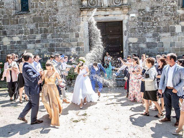 O casamento de Rafael e Micaela em Ancede, Baião 25