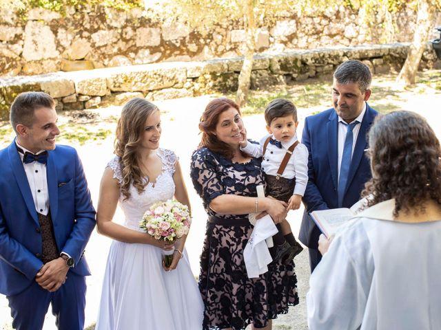 O casamento de Rafael e Micaela em Ancede, Baião 38