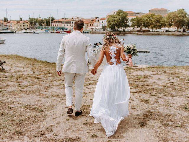 O casamento de David e Catarina em Azurara, Vila do Conde 2