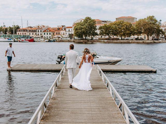 O casamento de David e Catarina em Azurara, Vila do Conde 3