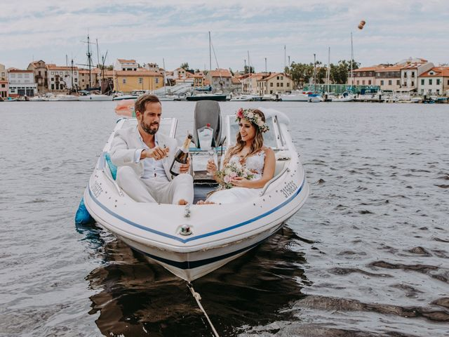 O casamento de David e Catarina em Azurara, Vila do Conde 4