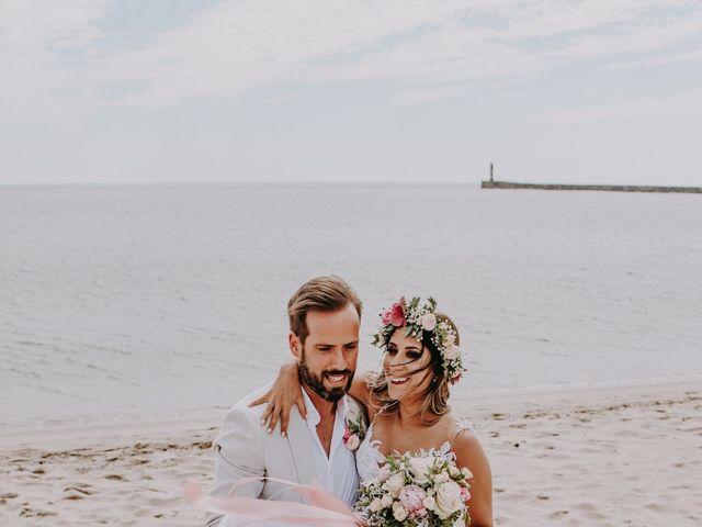 O casamento de David e Catarina em Azurara, Vila do Conde 8