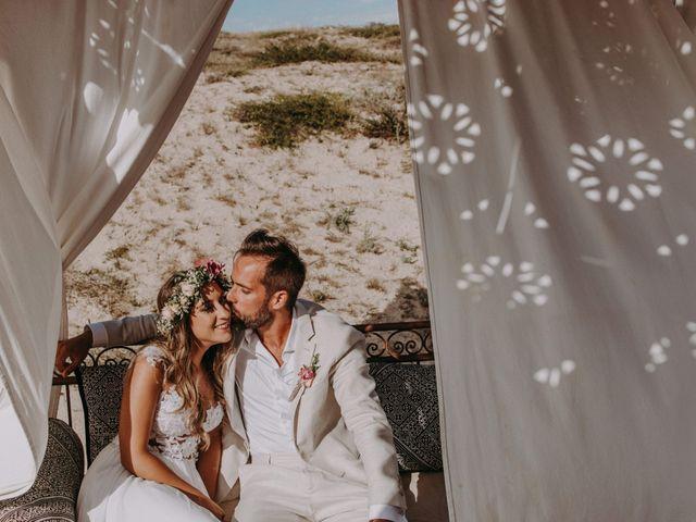 O casamento de David e Catarina em Azurara, Vila do Conde 15