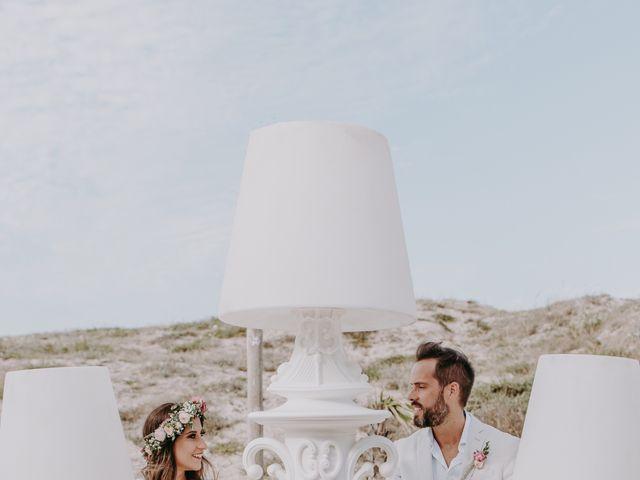 O casamento de David e Catarina em Azurara, Vila do Conde 21