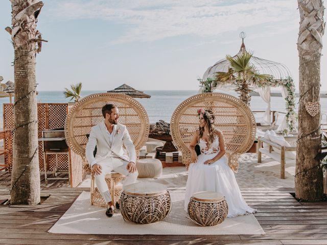 O casamento de David e Catarina em Azurara, Vila do Conde 1