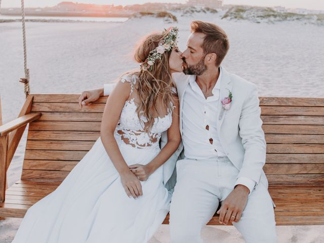 O casamento de David e Catarina em Azurara, Vila do Conde 33