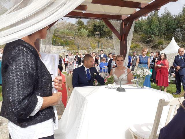 O casamento de Marco e Raquel