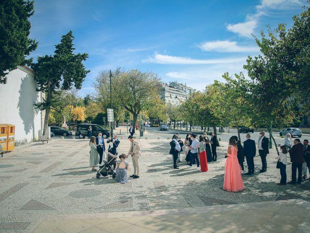 O casamento de Admésio e Joana em Lisboa, Lisboa (Concelho) 20