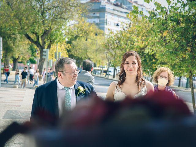 O casamento de Admésio e Joana em Lisboa, Lisboa (Concelho) 21
