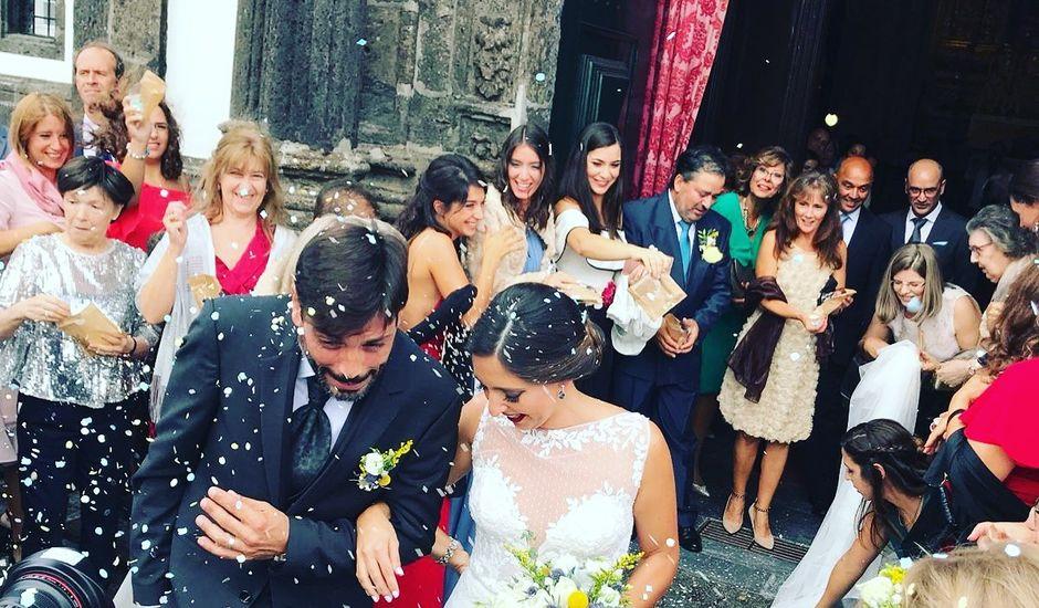 O casamento de Zeca e Tatiana em Ponta Delgada, São Miguel