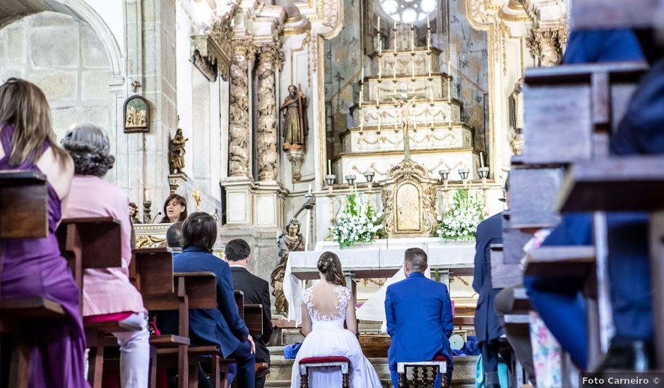 O casamento de Rafael e Micaela em Ancede, Baião