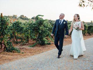 O casamento de Orla e Jon