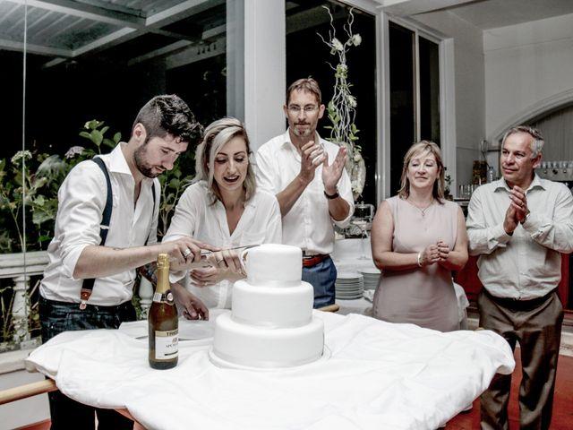 O casamento de Daniel e Marlous em Palhais, Barreiro 34