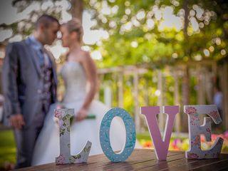 O casamento de Luisa e Ivan 1