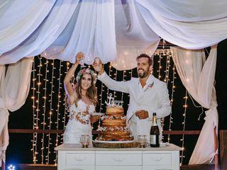 O casamento de Catarina  e David  1